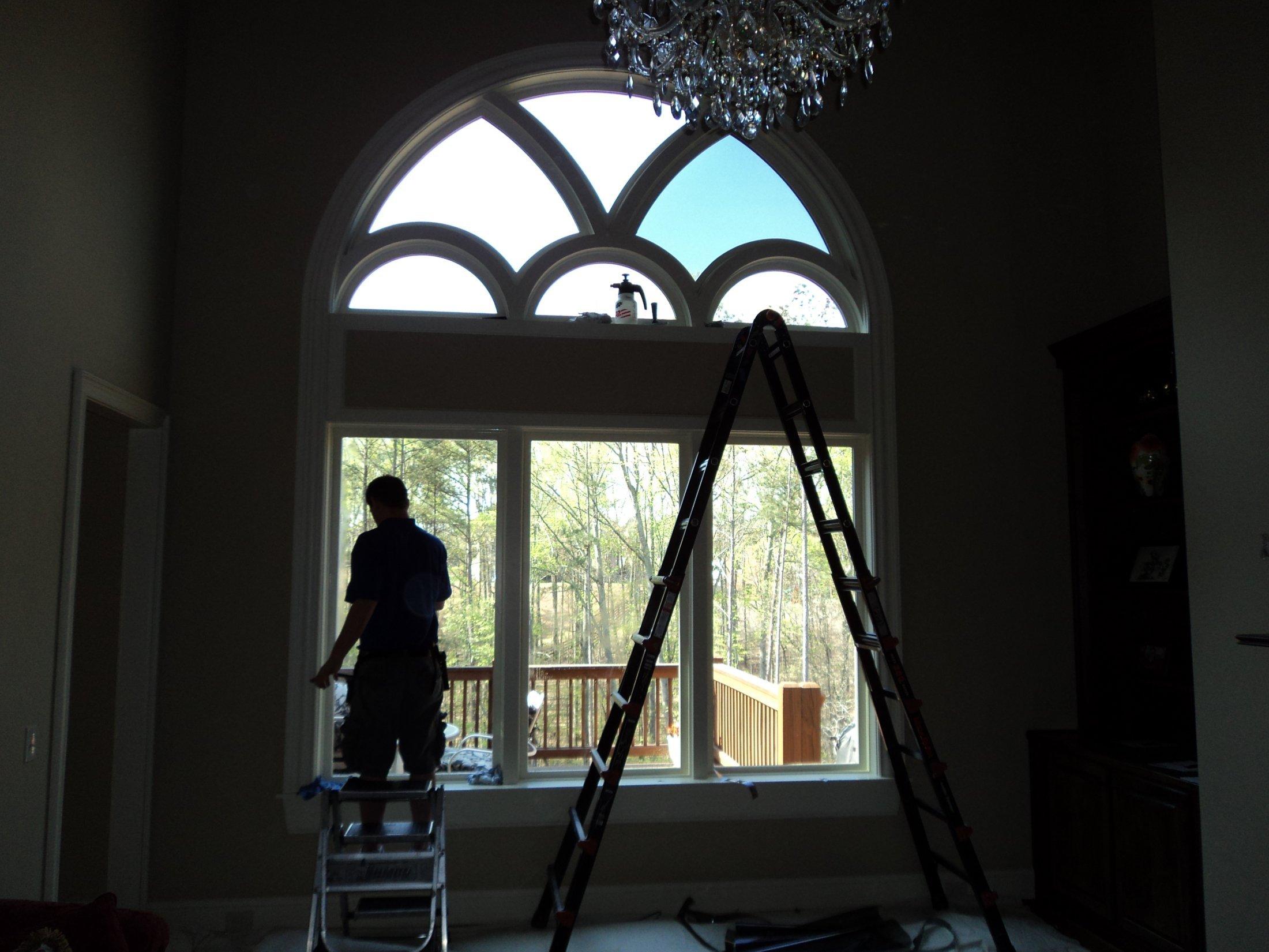 Milton GA Select Sech and Ceramic 40 All Pro Window Tinting