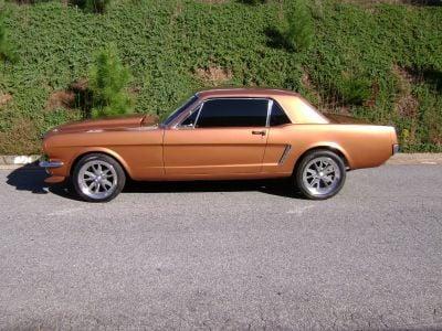 Vintage Mustang | Huper Optik Xtreme