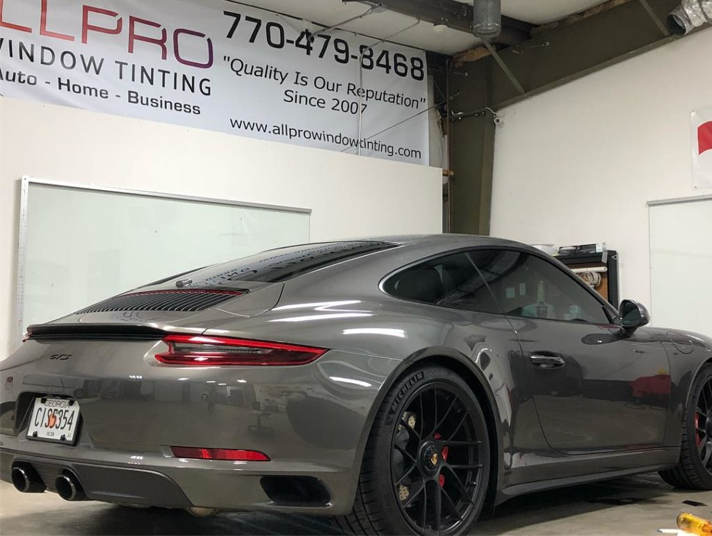 Car Window Tint | All Pro Window Tinting