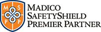 Madico Logo Safety Shield | All Pro Window Tinting