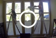 YouTube: Time Lapse Install