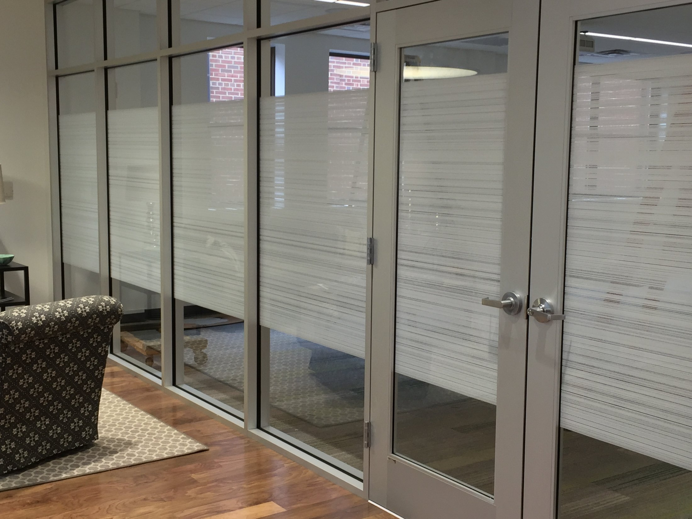 decorative window film | commercial tint