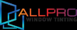 All Pro Window Tinting Logo
