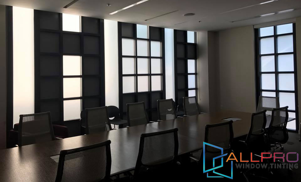 Window Tint in Office | All Pro Window Tinting