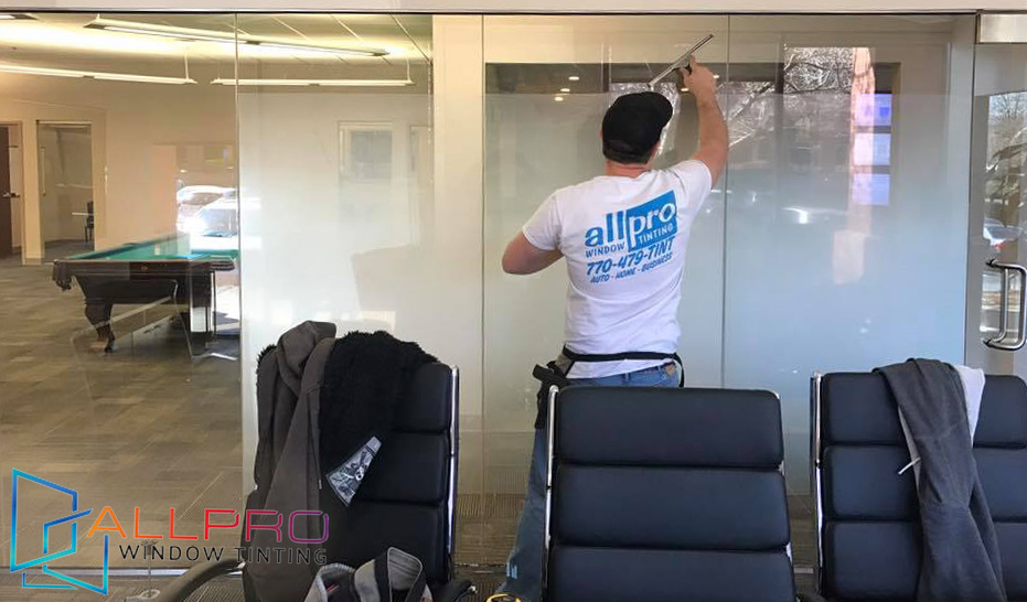 Commercial Window Tint | All Pro Window Tinting