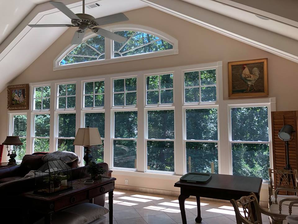 Glare Reduction Home Window Tinting All Pro Window Tinting