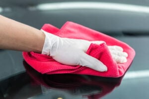 Cleaning Auto Window Tint | All Pro Window Tinting